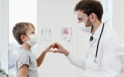 Dal 1 ottobre è operativo al 100% il nostro Polo Pediatrico